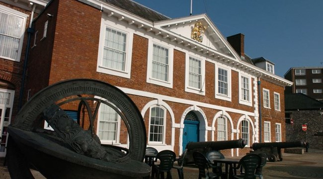 Exeter Customs House