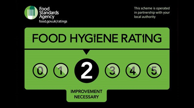 Food Hygiene Rating Scheme Exeter City Council
