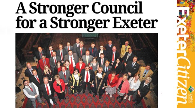 Exeter Citizen Summer 2016