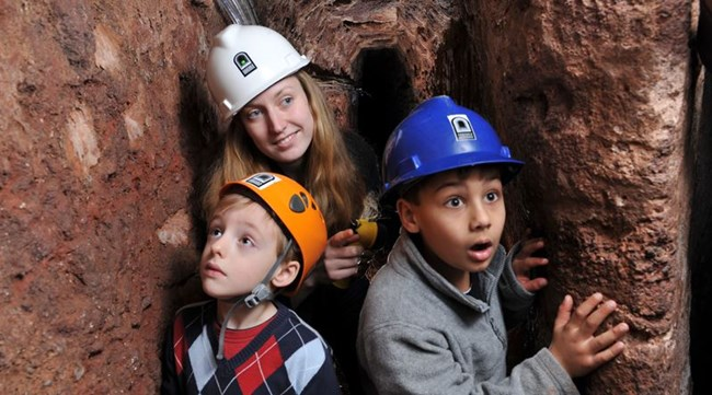 Exeter Underground Passages